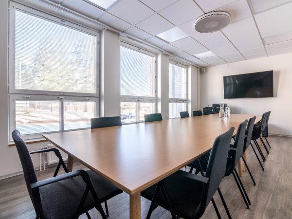 kokoustilat av laitteet