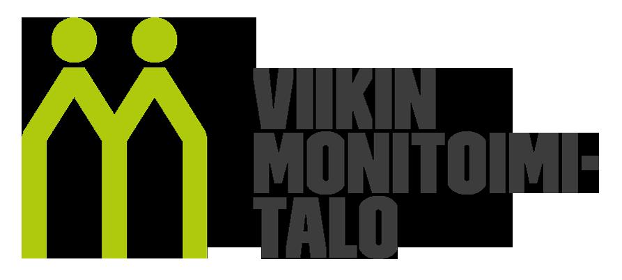Viikin monitoimitalo Logo